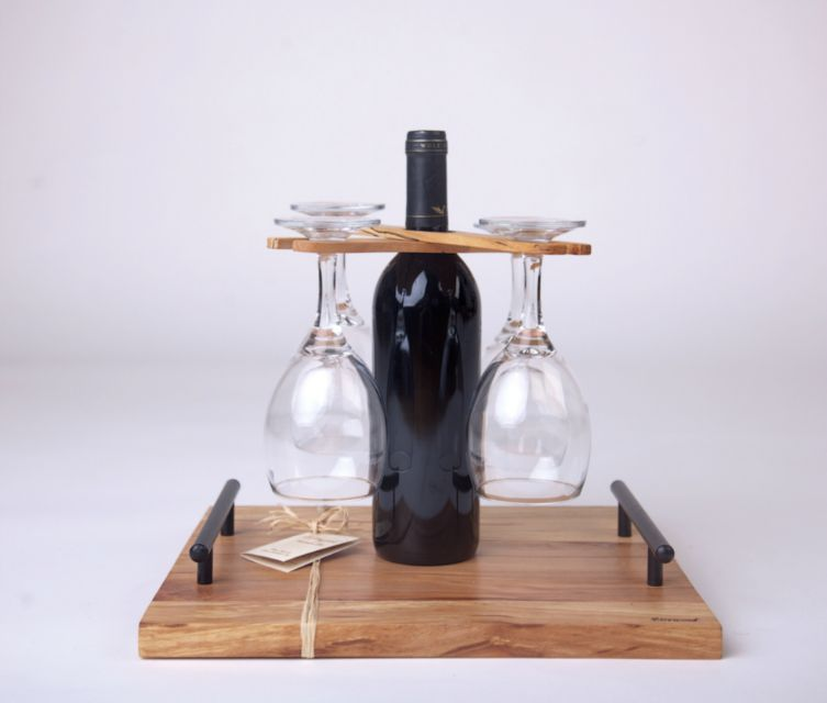at home wine rack